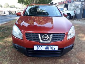2007 Nissan Qashqai 1.6 Acenta