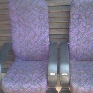 Cinema Chairs @ R150 each