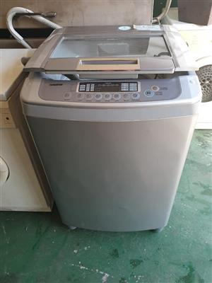 Lg washing machine for sale