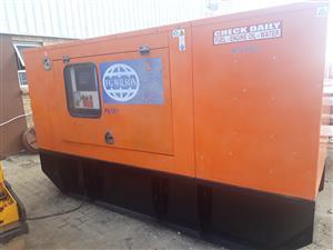 F G Wilson 65 kva generator