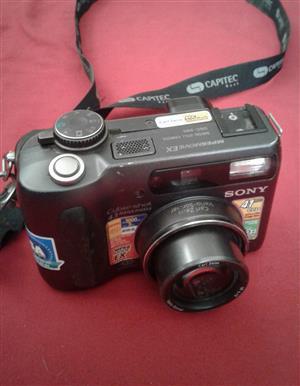 Sony DCS S85 Camera