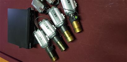 CCTV  Cameras for sale.