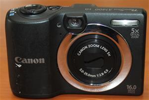 Canon power shot A1400 camera S036077A