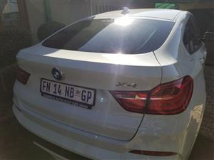 2016 BMW X4 xDRIVE20d M SPORT