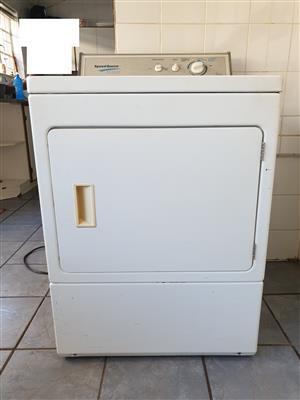 Speed Queen heavy duty tumble dryer