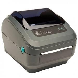 Zebra GK-420 203dpi D T Printer w  Serial  Parallel & USB