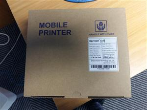 Bluetooth airtime and electricity printer
