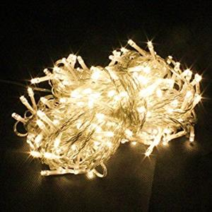 Fairy Lights 10 m Joinable in Warm White x 10 Strings of 10 meters.