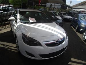 2012 Opel Astra 1.6 Essentia