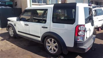 Land Rover Discovery 4 - Breaking for parts
