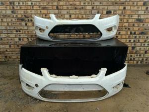 Ford Focus Front Bumper Skin OEM