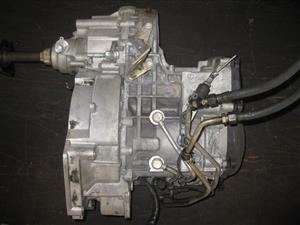 MBENZ Gearbox's