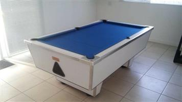 Used, Refurbished pool and soccer tables available for sale for sale  Germiston