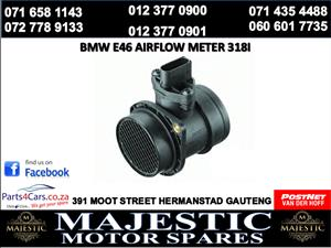 Bmw e46 air flow meter for sale