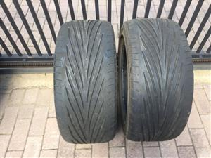 Goodyear Eagle Tyres 235x45x17