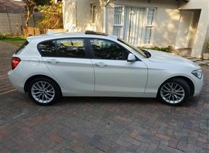 2014 BMW 1 Series 120d 5 door Sport Line