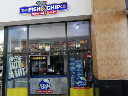 Fish and Chips Franchise for Sale in the Mall