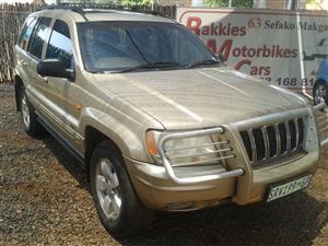 2001 Jeep Grand Cherokee 4.7L Laredo