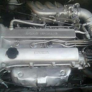 1995 Mazda Etude