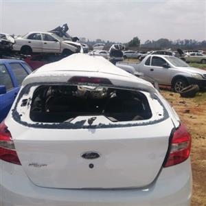 ford figo 1.6 stripping for spares