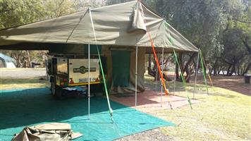Bushtrotter 4x4 Camp trailer for sale