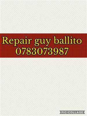 All repairs and maintenance
