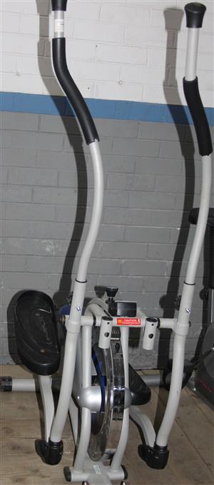S034288A Orbitrek elite thane fitness exercise bike #Rosettenvillepawnshop