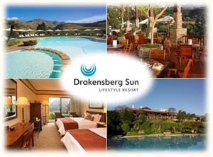 28Dec-4Jan Drakensberg Sun Resort luxury timeshare Hotel. Extend Christmas Holidays in Berg mountain. 6 sleeper. Fully Serviced. SelfCater