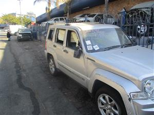 JEEP CHEROKEE 2.8 CRD 2012 STRIPPING FOR SPARES