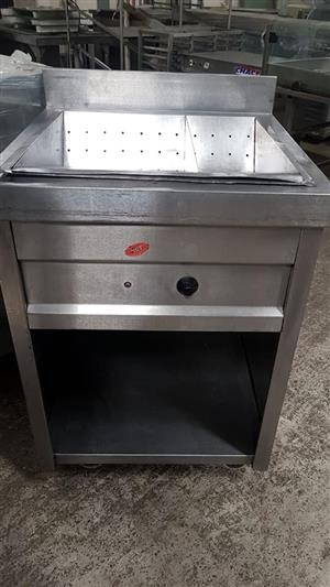 Silver Griller for sale