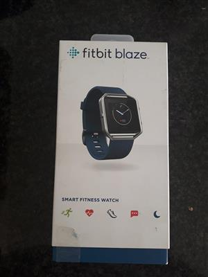 Fitbit blaze watch for sale