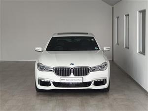2016 BMW 7 Series 730d M Sport