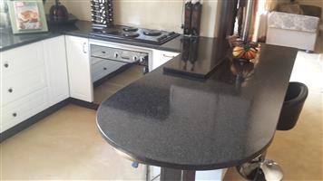 Granite, Caeserstone, Quartz, Marble Tops