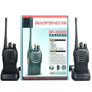 Two way-Radio Baofeng BF-888S, VHF/UFH with FM Transceiver Brand New