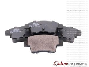 Opel Corsa OPC 1.6 2009 Rear Brake Pads