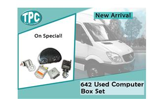 Mercedes Benz Sprinter 642 Used Computer Box Set For Sale at TPC