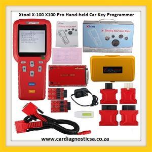 Auto key programmer: X-100 pro Auto Key Programmer is a universal