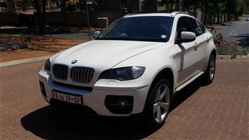 2012 BMW X series SUV X6 xDrive40d Innovations