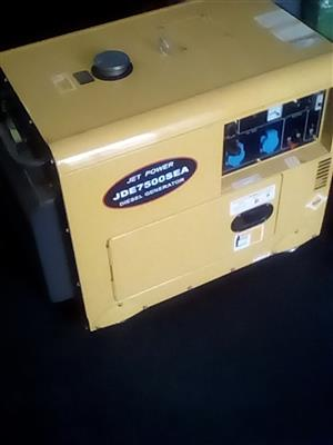 8kVa Silent Diesel Generator
