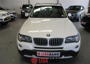 2008 BMW X3 xDrive30d Exclusive