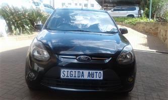 2012 Ford Figo 1.4 Ambiente