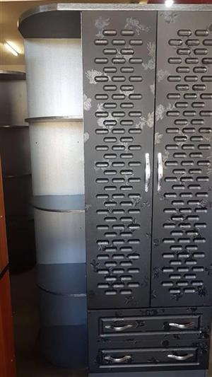 Large grey shelf drawer for sale