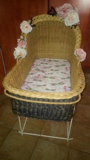 Moses Crib