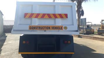 Nissan UD 10 Cube Tipper For Sale