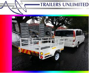 TRAILERS UNLIMITED UTILLITY TRAILERS FROM R10900