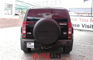 2009 Hummer H3 V8 Adventure