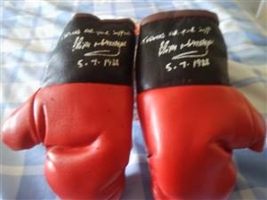 Brian Mitchell Small Boxing Gloves