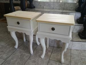 Bed Side Tables (NEW)