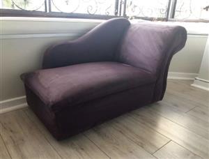 Purple children's sofa for sale