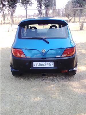 2012 Proton Savvy 1.2 Sport